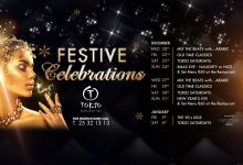 Festive Celebrations At Tokio Restaurant Bar!