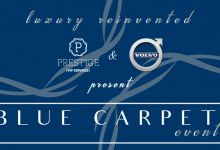 The Blue Carpet Event by Prestige Vip Services