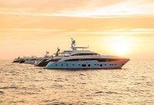 Luxury Sunset Yacht Charter By Prestige