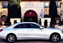 Mercedes S Class, The ultimate business car