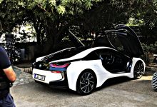 Welcoming November With BMWi8